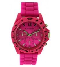 W13 PINK _RUBBER STRAP