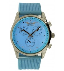W24 LIGHT_BLUE RUBBER STRAP